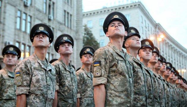 День Незалежності: у Києві відбудеться військовий парад