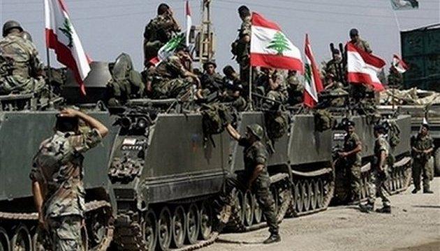 На кордоні з Сирією підірвався ліванський патруль, є загиблі