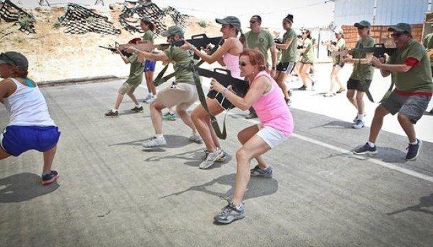 Туристів в Ізраїлі навчають боротьбі з терористами