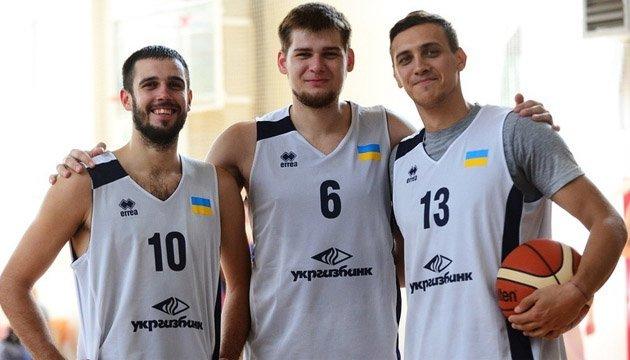 Баскетбол: збірна України проведе товариський поєдинок з Латвією у Києві