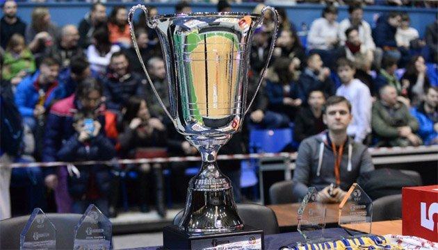 Баскетбол: боротьба за Кубок України розпочнеться 11 жовтня