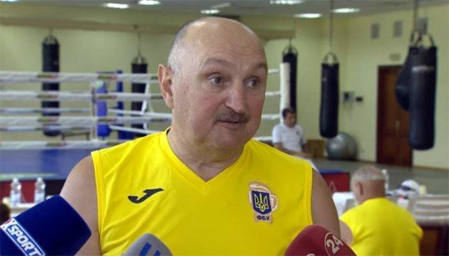 Сосновський: Без медалей чемпіонату світу з боксу ми не залишимося