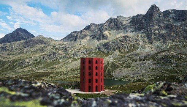 Висока культура: в Альпах з'явився театр