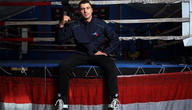 Бокс: Гвоздик очікує на складний бій проти Бейкера