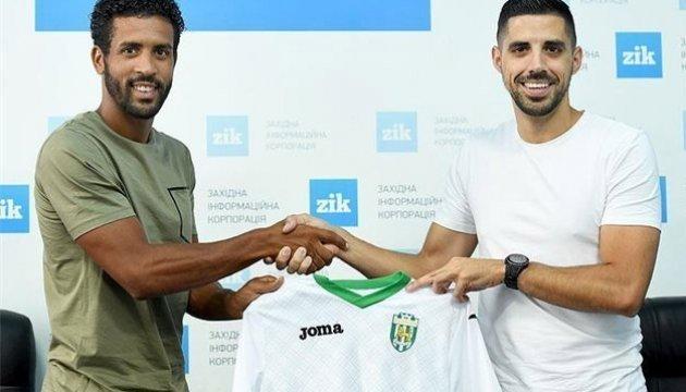 FC Karpaty unterschreibt Vertrag mit Tissone