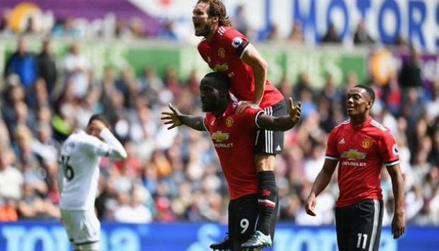 «Манчестер Юнайтед» розгромив «Суонсі»