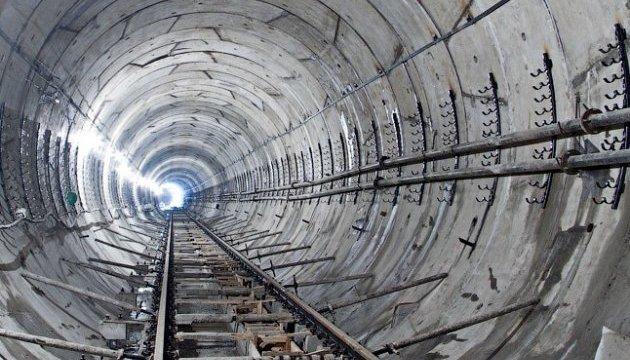 Будівництво метро на столичну Троєщину може початися наступного року