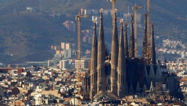 Терористи планували атакувати собор Святого Сімейства в Барселоні - ЗМІ