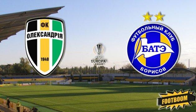 Арбітри з Чехії судитимуть матч «Олександрія» - БАТЕ
