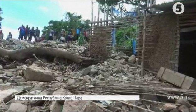 Зсув грунту у Конго: під завалами понад 200 людей