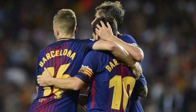 «Барселона» стартувала з перемоги над «Бетисом»