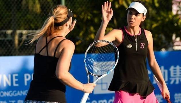 Теніс: Савчук вийшла до 1/4 фіналу змагань пар турніру у Нью-Гейвені
