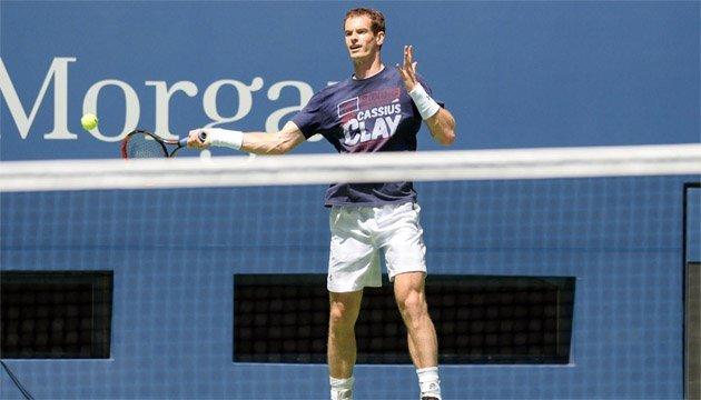 Теніс: Маррей розпочав підготовку до US Open
