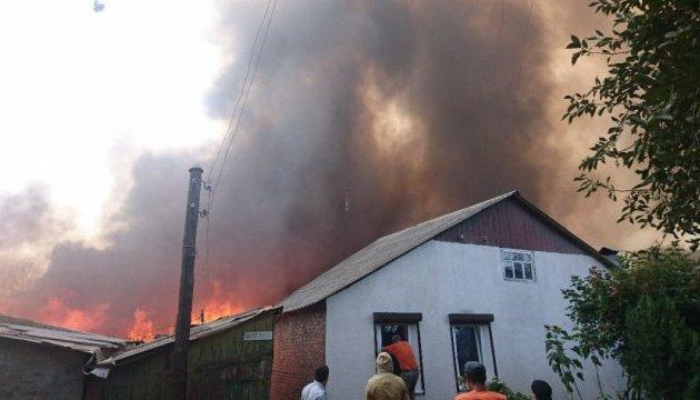 У Ростові через вибухи півміста залишилися без світла та газу