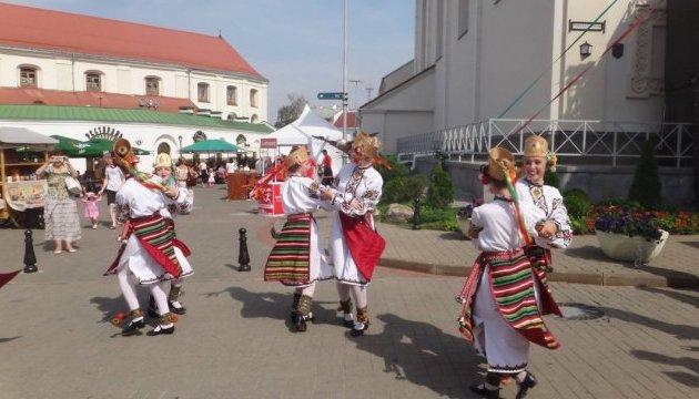 У Мінську відзначили річницю незалежності України