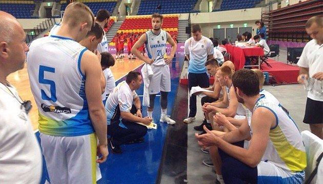 Універсіада: українські баскетболісти перемогли найсильнішу команду Африки