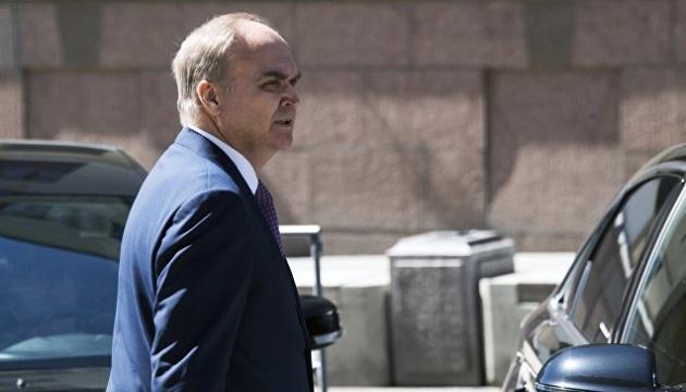 Російський посол у США скаржиться, що його ігнорують конгресмени