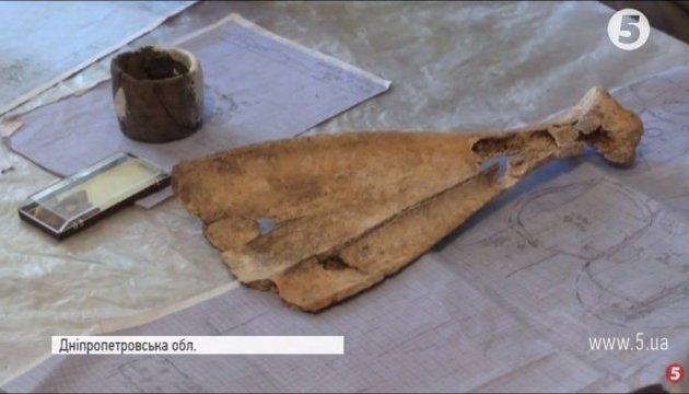 На Дніпропетровщині проводять рятівні розкопки унікального кургану