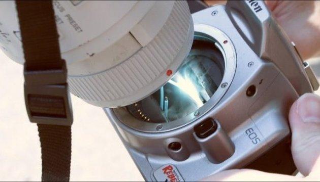 Що буде з камерою, як знімати сонячне затемнення без фільтра