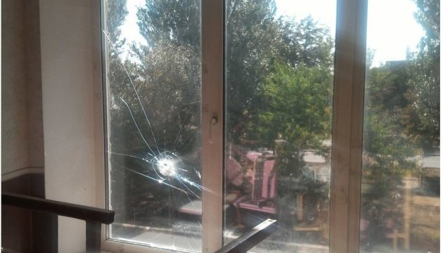 Терористи обстріляли школу та мирні квартали Мар'їнки