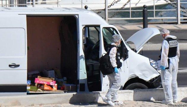 Французька поліція виключила версію теракту з наїздом у Марселі