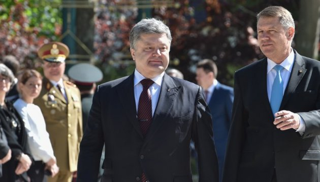 Порошенко назвав інформвійну ключовим елементом російської агресії