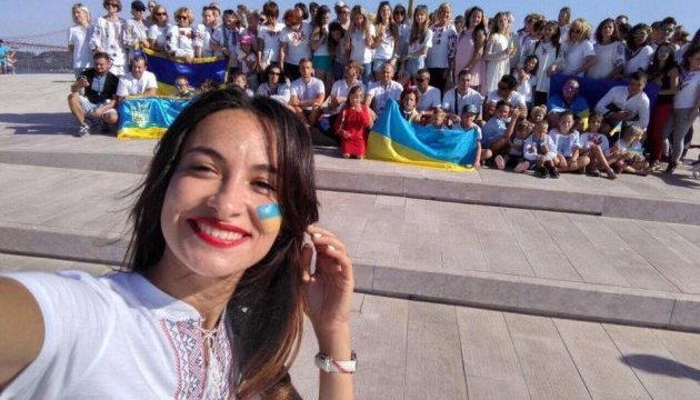 Українська громада Португалії влаштувала забіг у вишиванках