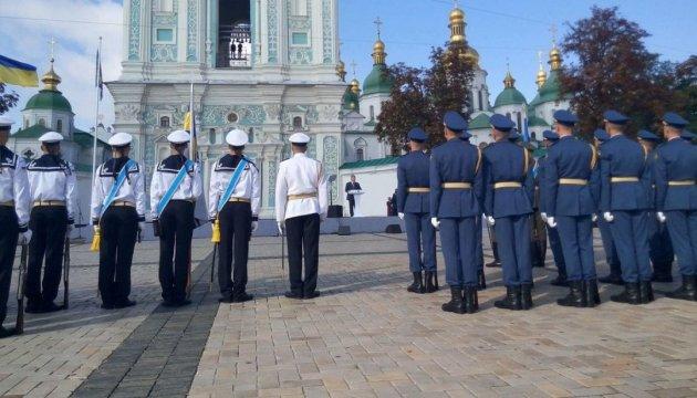 Україна якнайшвидше має бути в ЄС і НАТО - Президент