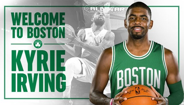 Баскетбол: Ірвінг став гравцем