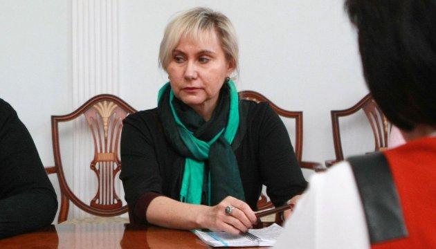 Wife of Roman Sushchenko to speak at UWC forum in Brussels