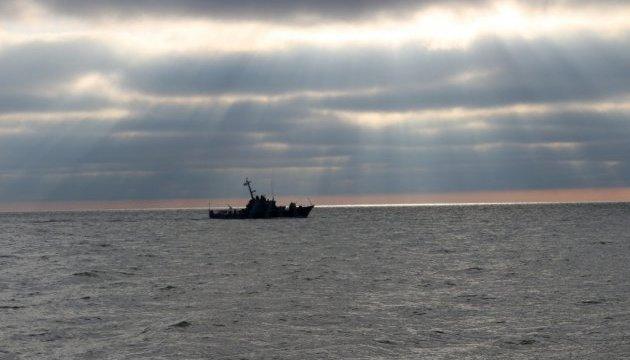 У Маріуполі посилили охорону державного кордону з боку моря