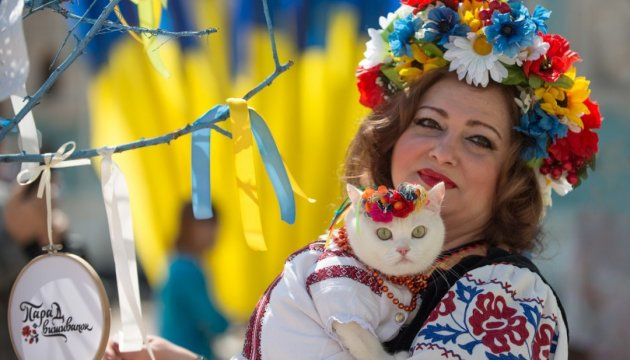 Краткий гид по празднованию Дня Независимости в Киеве