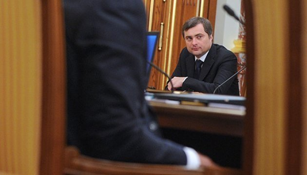 Talks between Volker and Surkov started too early