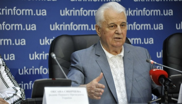 Kravchuk: NATO presence at parade an important step towards cooperation with alliance