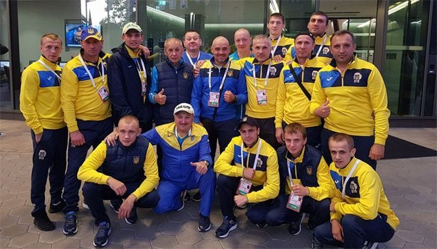 Сосновський: Збірна України з боксу вже в Гамбурзі