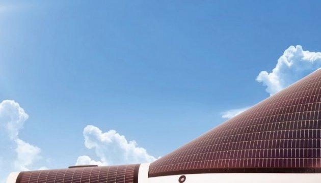 Німецькі фізики створили гнучкі сонячні батареї рекордної ефективності