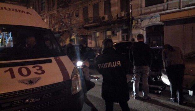 Поліція встановила особу вбитого у центрі Києва чоловіка