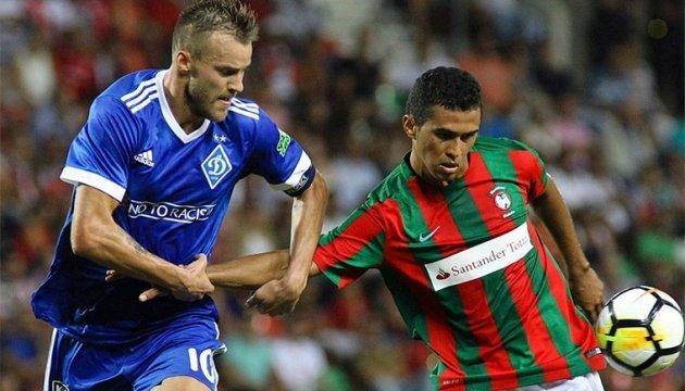 Ліга Європи: «Динамо» і «Олександрія» за крок від групового турніру