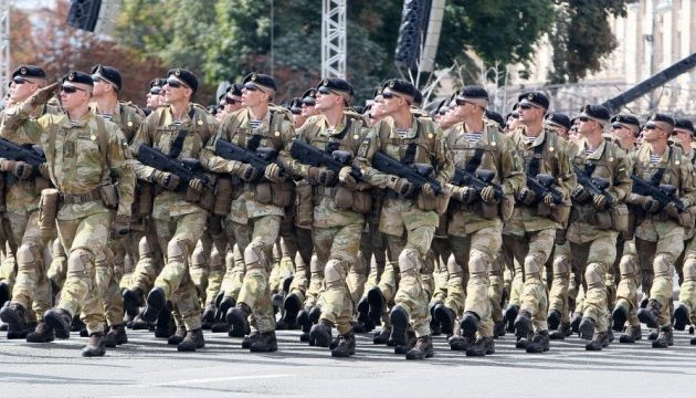 Defense Ministry: 126 NATO standards introduced in Ukrainian army