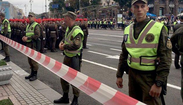 У День Незалежності про безпеку киян та гостей міста дбають 4500 правоохоронців