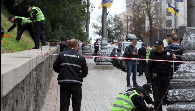 Турчинов вважає, що вибух на Грушевського міг бути терактом