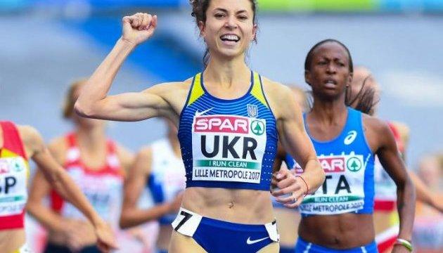 Ольга Ляхова стала віце-чемпіонкою Всесвітньої Універсіади в бігу на 800 метрів