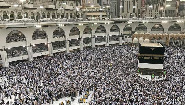 До Саудівської Аравії приїхали на хадж уже 700 катарських паломників