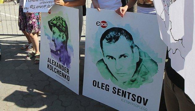 Les Pussy Riot ont diffusé une vidéo en soutien à Oleg Sentsov