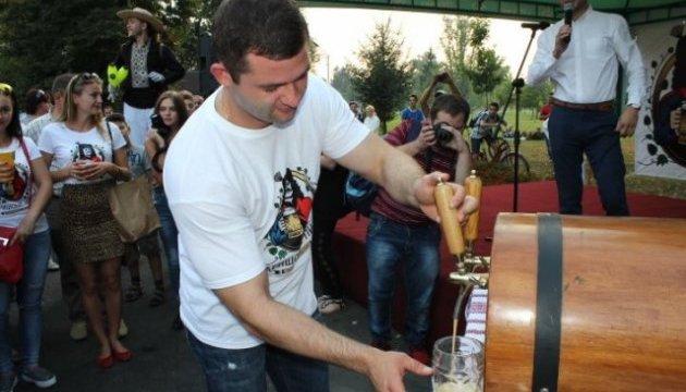 Мукачево частуватиме крафтовим пивом