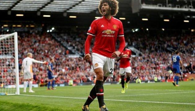 «Манчестер Юнайтед» переміг «Лестер»