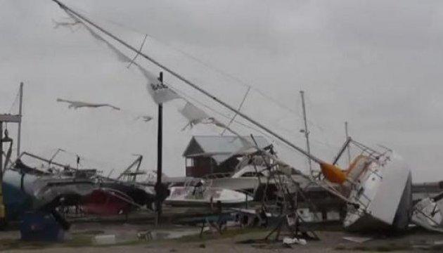Один человек стал жертвой урагана