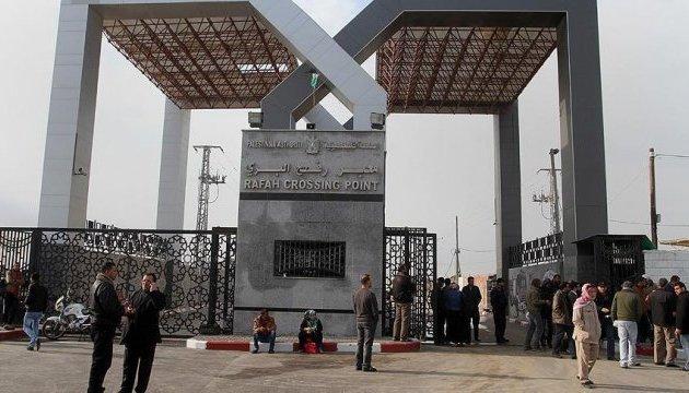 Єгипет на місяць відкриє кордон із Сектором Гази