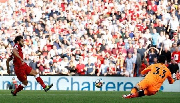 «Ліверпуль» розгромив «Арсенал»