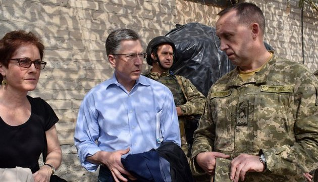 Volker says that Russia ready to expand mandate of peacekeeping mission in Donbas